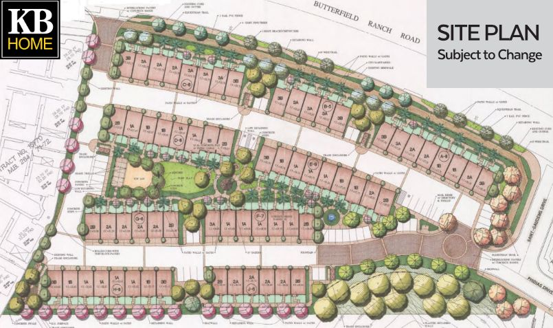 Jade Tree Development Site Plan